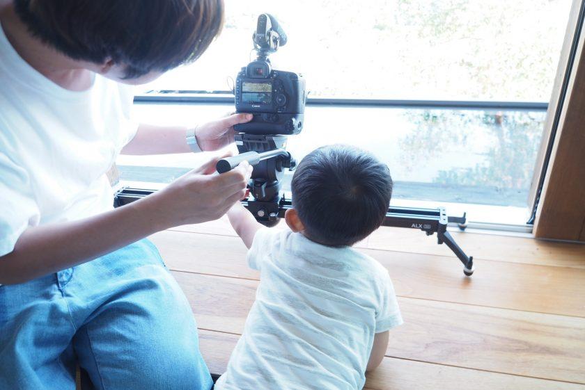 動画撮影第2弾。